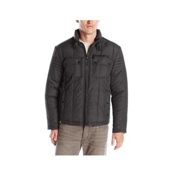 케네스 콜 남성 퀼팅 다운 자켓 $250 → $29.98