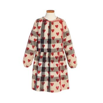 버버리 걸즈 필리파 체크 드레스 $285 → $170.98