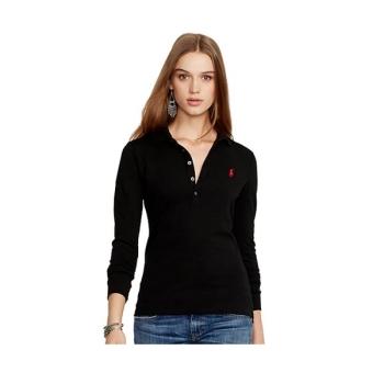 폴로 랄프로렌 스키니핏 여성 폴로 셔츠 $115 → $34.99