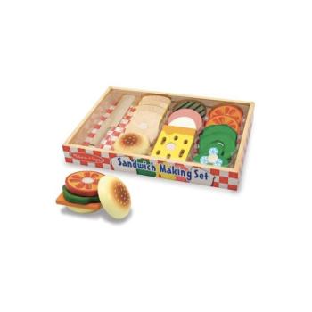 멜리사 앤 덕 샌드위치 만들기 세트 $19.99 → $12.99