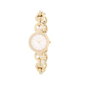 DKNY 사샤 체인 여성 시계 $135 → $47.25